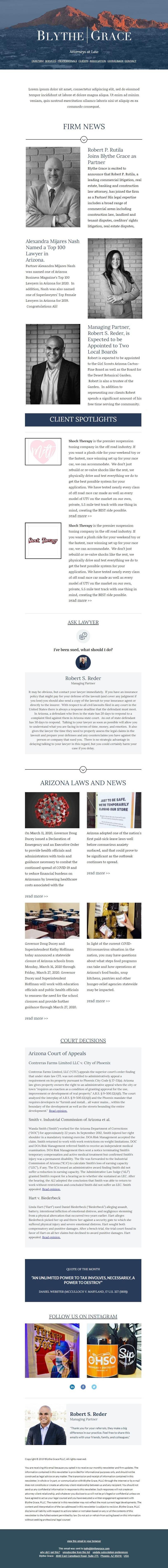 dynamic-newsletter